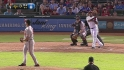 Beltre&#039;s third home run