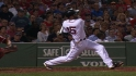 Red Sox&#039;s five-run second
