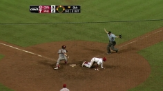 Phils win on Mayberry's walk-off single in 11th