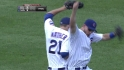 Marmol saves it