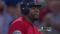 Ortiz&#039;s two-run single