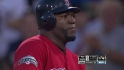 Ortiz gets standing ovation