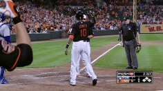 Davis hits three homers as Orioles top Blue Jays