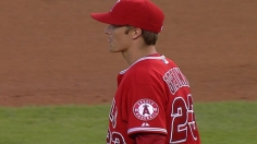 Greinke, Angels look to brush aside Red Sox