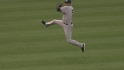 Jeter's great effort