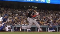 Stanton&#039;s solo shot