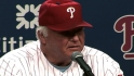 Manuel on Halladay's strong game