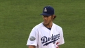 Kershaw&#039;s eight strikeouts