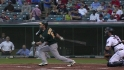 Reddick&#039;s solo blast
