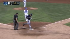 Aramis burns Cubs with go-ahead two-run blast