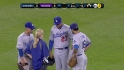 Kemp stings hand in opener