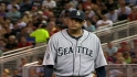 Felix&#039;s five-hit shutout