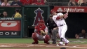 Trout&#039;s 25th homer