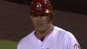 Trout&#039;s spectacular game