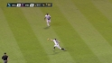 Kawasaki's great catch