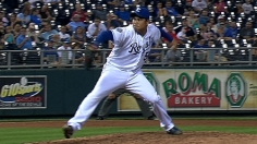 Chen zones in on 10 as Royals blank Tigers