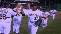 Pirates on shutout win
