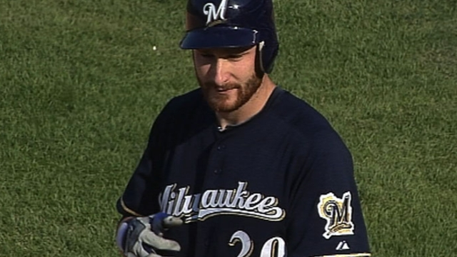 Lucroy to play for Team USA in World Baseball Classic