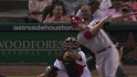 Cozart's two-run homer