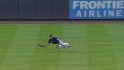 CarGo&#039;s diving grab