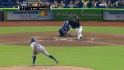 Dickey goes the distance