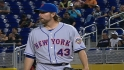 Dickey&#039;s 17th win