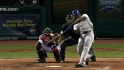 Beltre's four hits