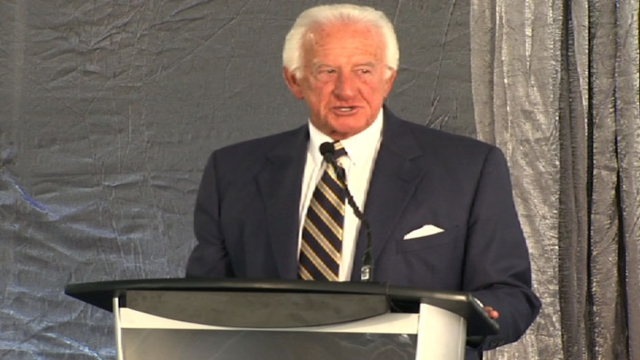 There's no one quite like Uecker, in sports or elsewhere