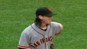 Lincecum's eighth win