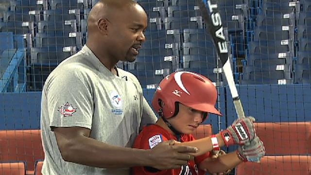 Blue Jays hosting summer camps in 17 cities