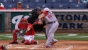 Freese's three hits