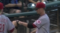 Cozart&#039;s nice grab