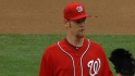 Strasburg&#039;s scoreless start