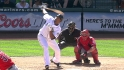 Peguero&#039;s solo home run