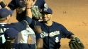 Brewers on win vs. Pirates