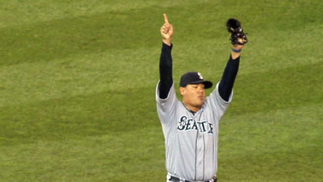 Felix leads Mariners' contingent on Classic rosters
