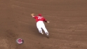 Frazier's diving play