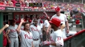 Rollins' three-run dinger