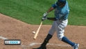 Abreu&#039;s two-run triple