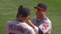 Pestano, Kipnis close the door