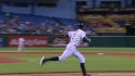 Upton&#039;s back-to-back home run