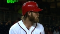 Werth's four-hit game