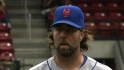 Dickey&#039;s solid start