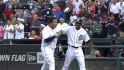 Miggy's two-run homer