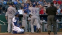 Beltre&#039;s three-run homer