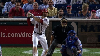National hit 6 homers in consecutive games