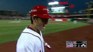 Suzuki's three-run shot