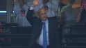 Ripken gets standing ovation