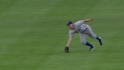 Murphy's tumbling catch
