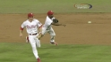 Rollins&#039; nice play
